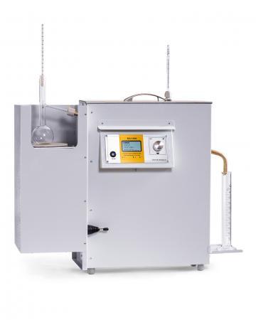 Аппарат для разгонки нефтепродуктов МХ-1000И