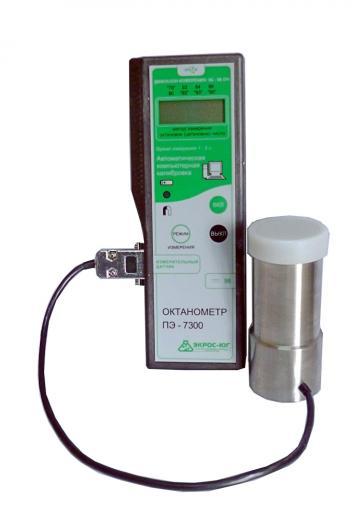 Octane meter PE-7300 (series 5000)